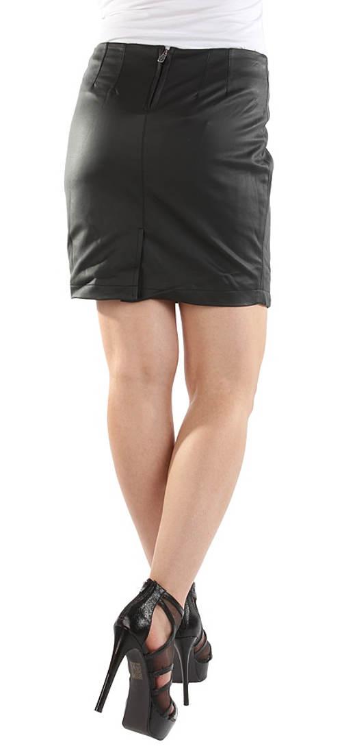 Levná černá sukně