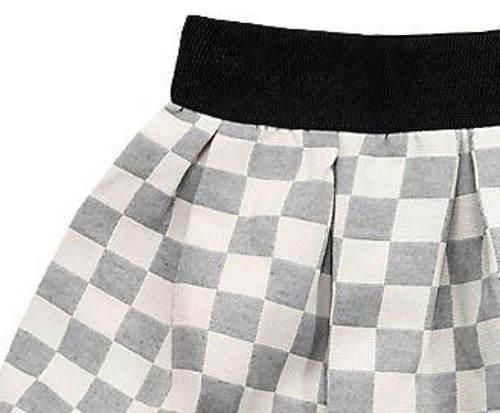 Kostkované a kárované sukně 6982fea978