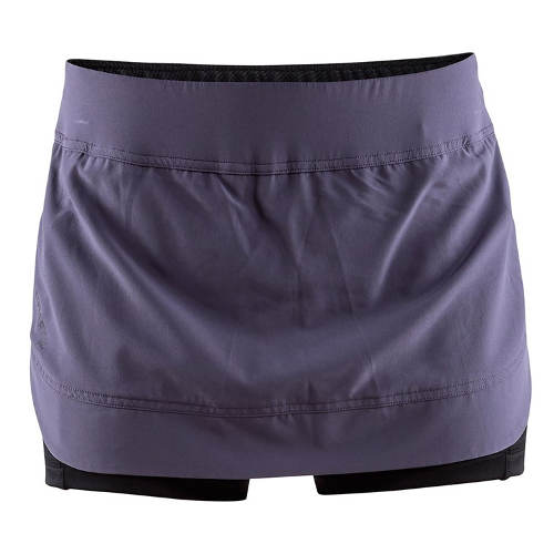 Fialová sportovní sukně Craft