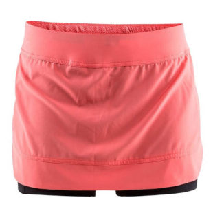 Funkční běžecká sukně s všitými šortkami