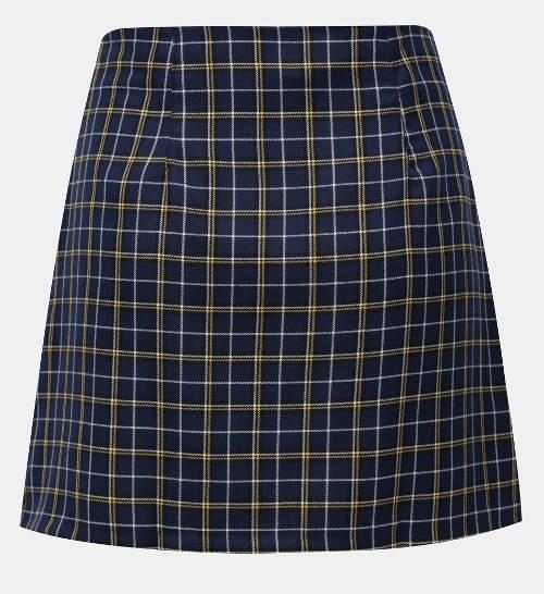 Krátká kostkovaná sukně Miss Selfridge 17acc562b2