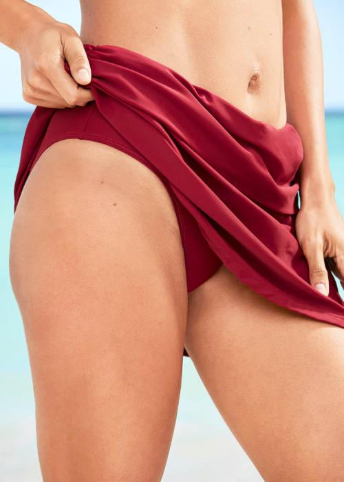 Koupací sukně s kalhotkami