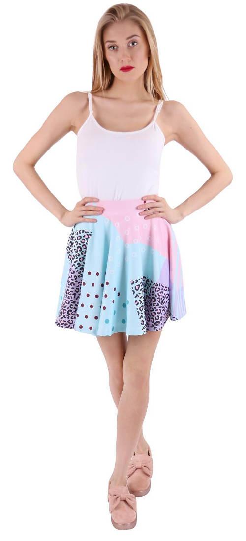 Veselá letní sukně
