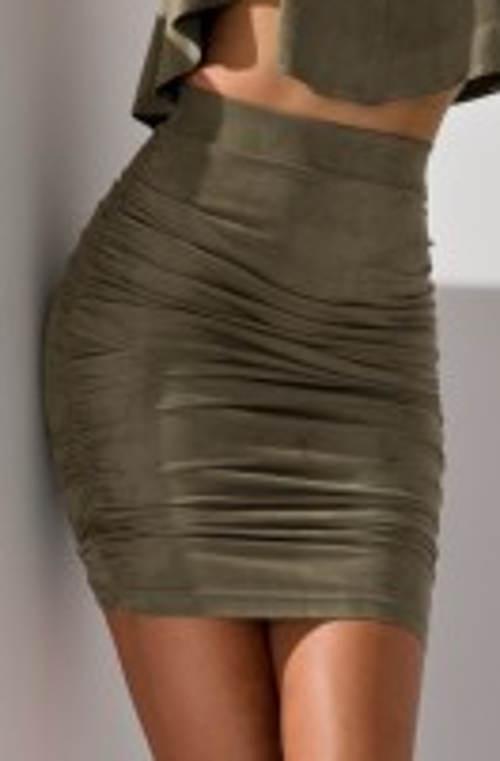 Dámská sukně Spanish Sahara SKIRT - ChickChick