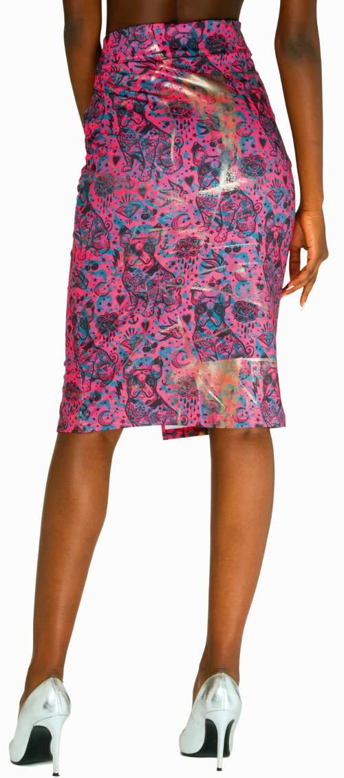 Značková španělská sukně
