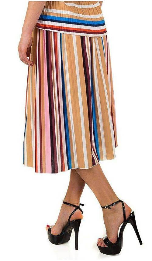 Delší letní sukně výprodej