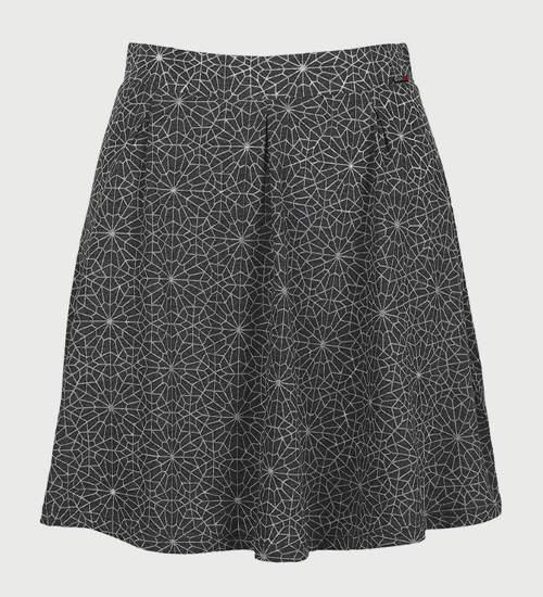Šedá letní sukně výprodej