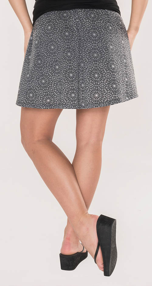 Sukně s mandala vzorem