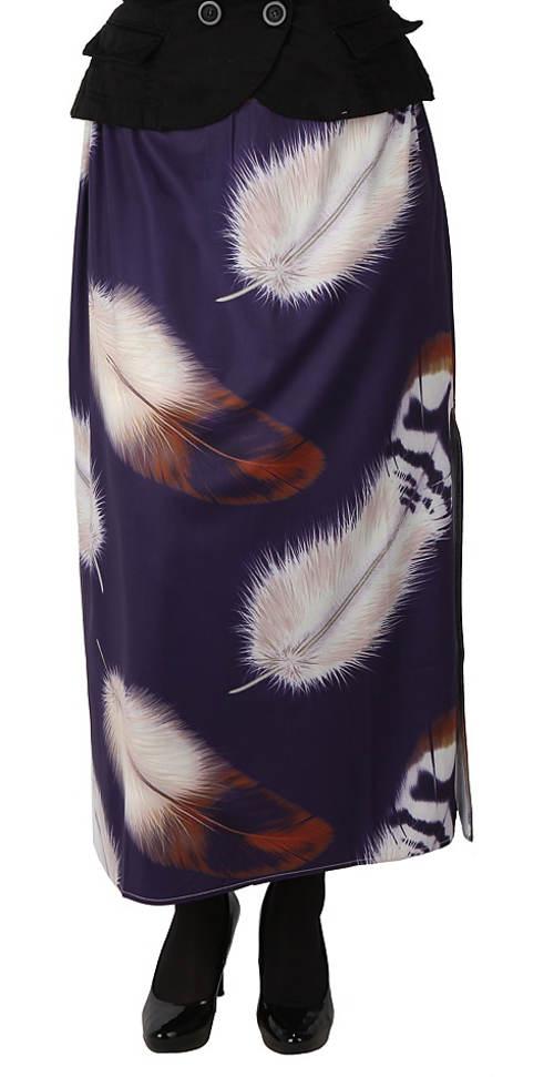 Výprodejová dlouhá dámská sukně