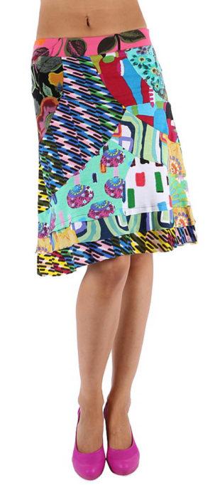 Výprodejová španělská sukně Desigual