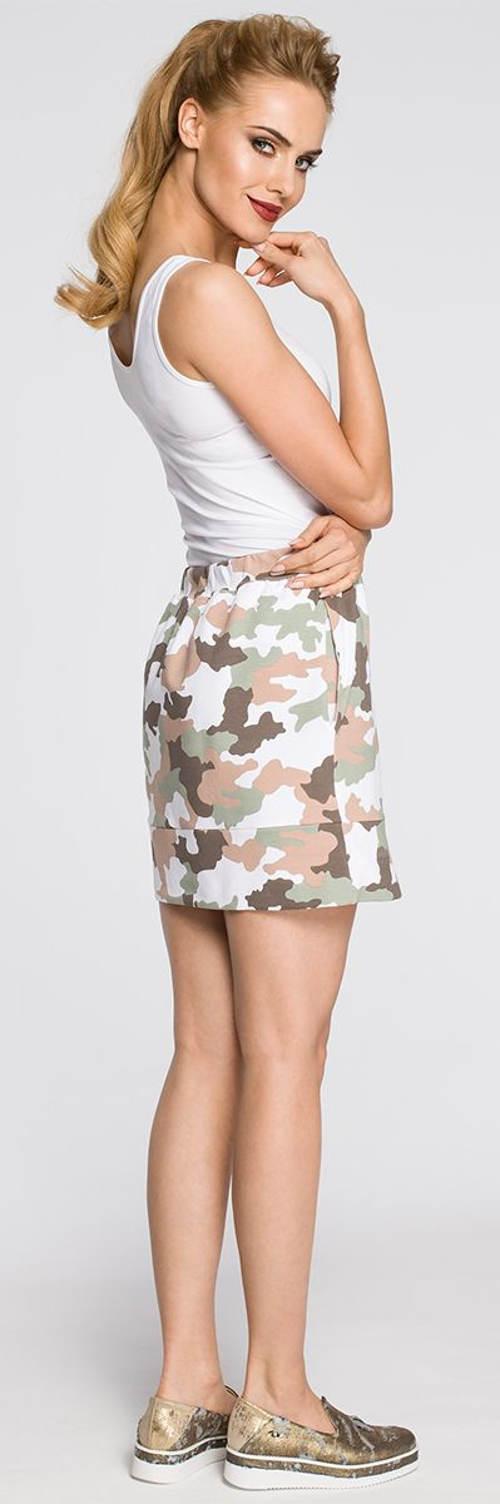 Levná dámská army sukně