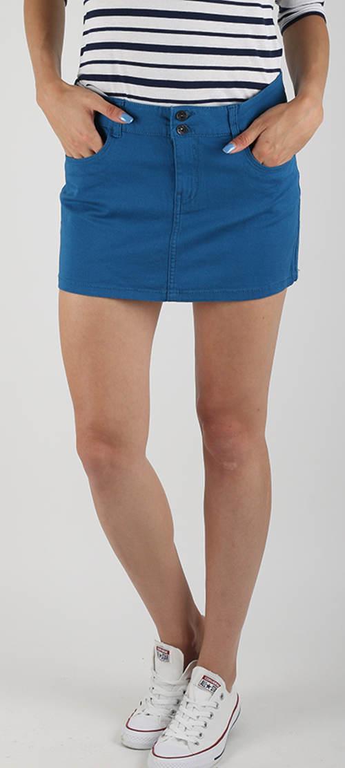 Levná riflová sukně Terranova
