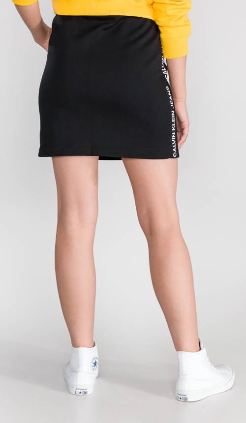 Tepláková sukně Calvin Klein
