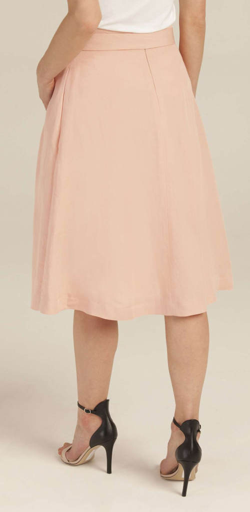 Růžová sukně Pietro Filipi