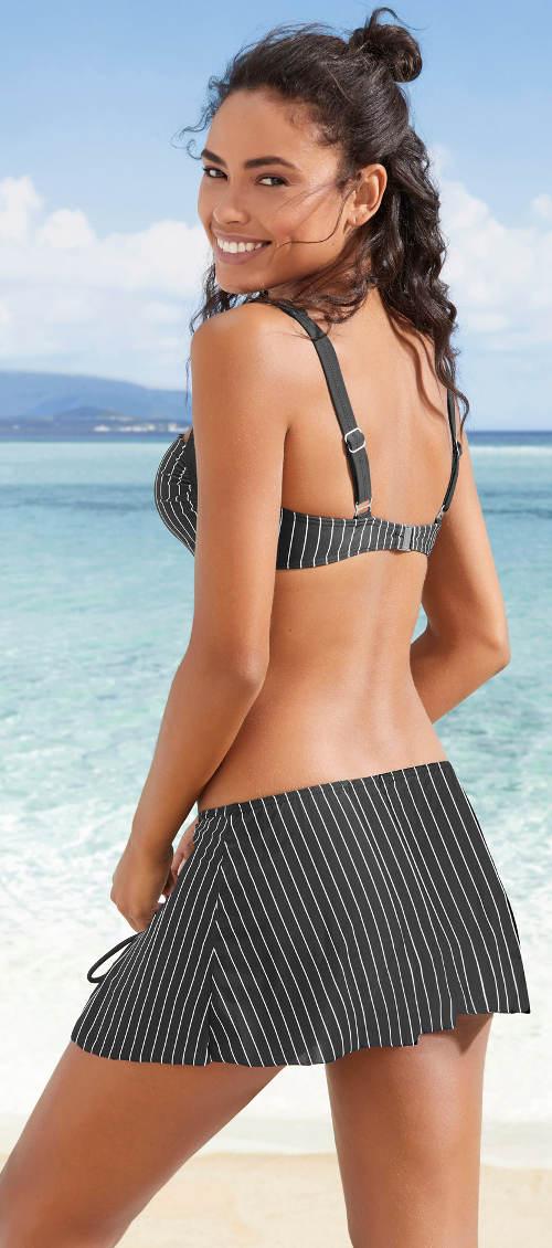 Trendy plavková sukně Bonprix