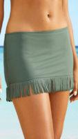 Bikinová sukně s třásněmi