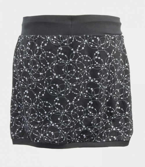 Krátká sportovní sukně s potiskem