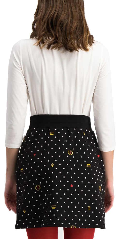 Celoroční dámská sukně