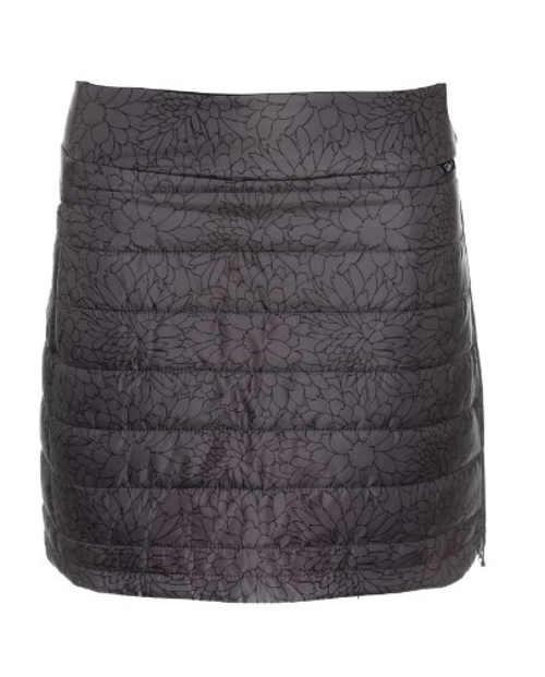 Teplá zimní outdoorová sukně s prošitím