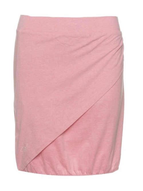 Zavinovací sportovní sukně růžové barvy