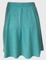 Lehká a jednoduchá letní sukně s elastickým pasem