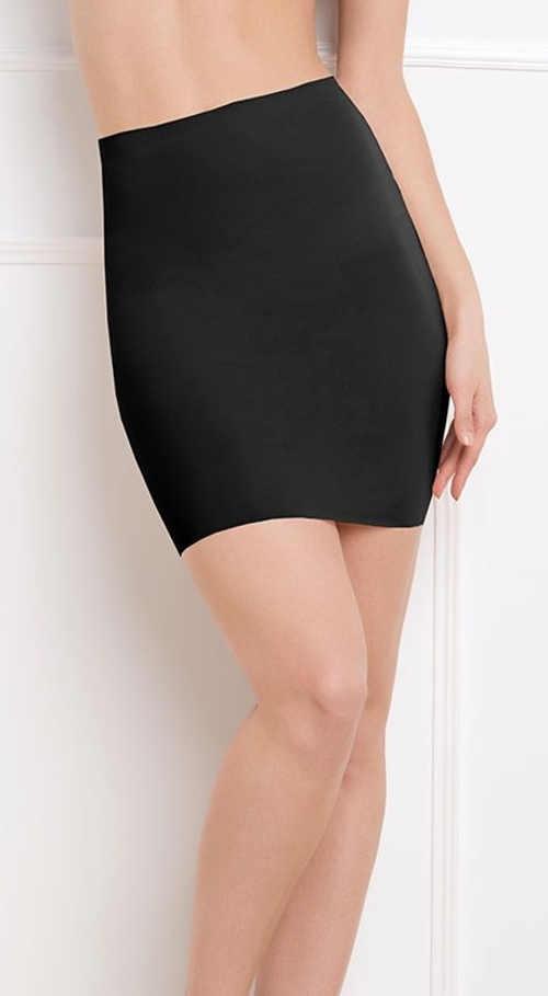 Černá stahovací spodnička pod společenské šaty