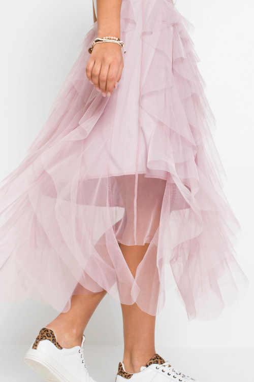 Dlouhá dámská tutu sukně
