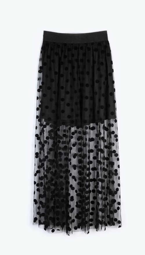 Moderní sukně v impozantním provedení