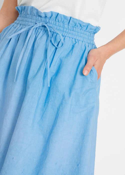 Pohodlná a praktická sukně nejen na léto