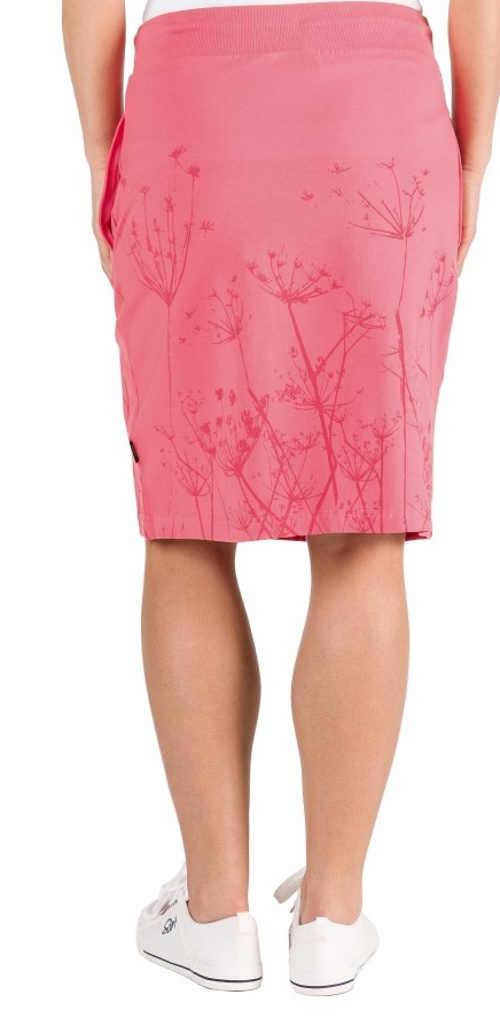 dámská letní sukně z příjemného materiálu