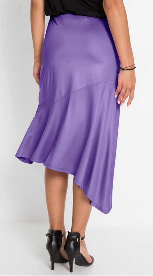 krásná a komfortní sukně v módním provedení