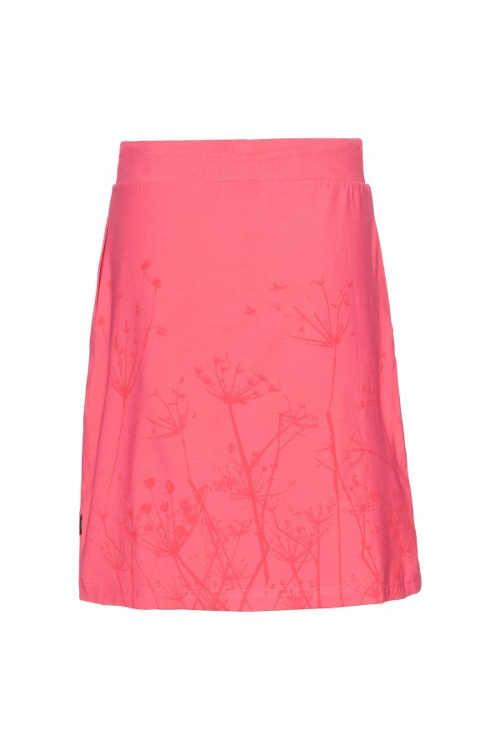 letní dámská sukně nad kolena