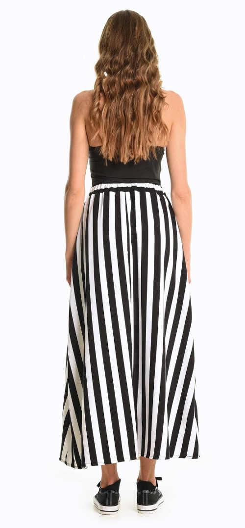 moderní sukně v maxi délce nejen na léto