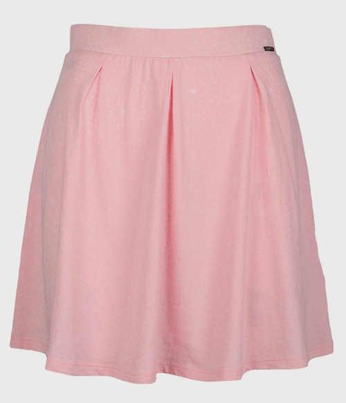 Romantická dámská sukně sportovního střihu