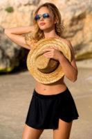 Moderní plážová sukně z kvalitního materiálu s UV ochranou