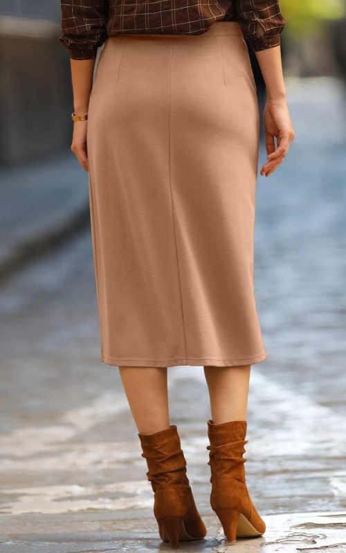 dámská sukně z kvalitního materiálu