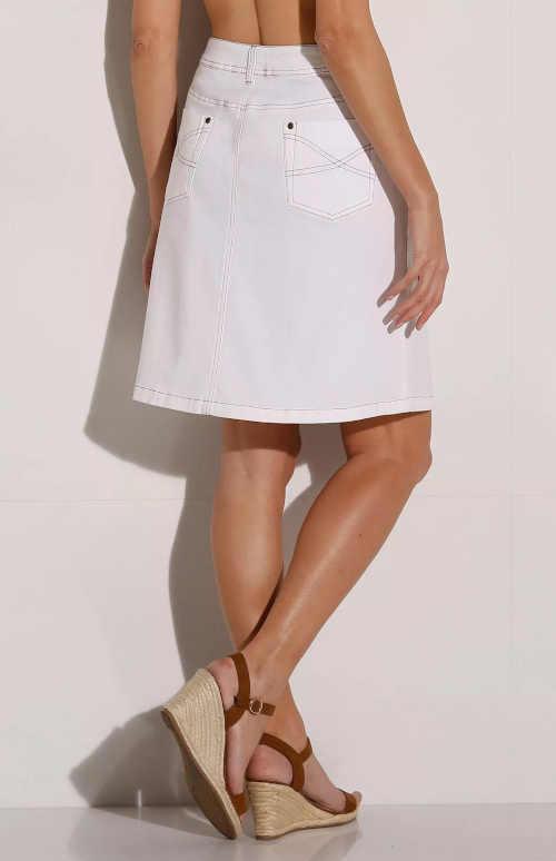 stylová denimová sukně ve 3 barvách