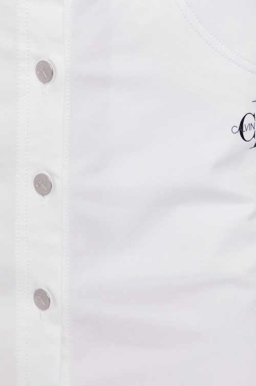 moderní denimová sukně CK