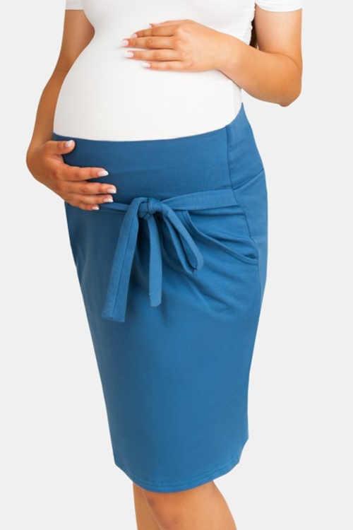 těhotenská sukně v různých barvách
